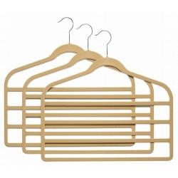 Slim-Line Camel Multi Pant Hangers