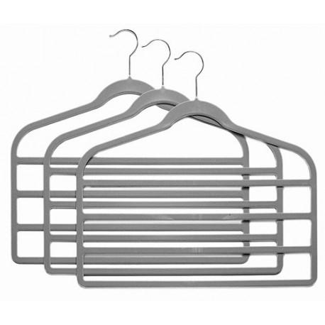 Slim-Line Platinum Multi Pant Hanger