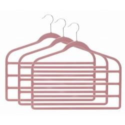 Slim-Line Pink Multi Pant Hangers