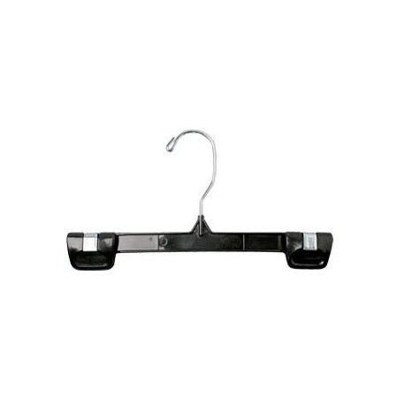 "Black 10"" Gripper Hanger w/ Swivel Hook"