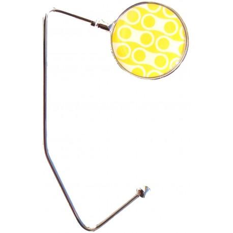 Purse Hanger (Mellow Yellow)