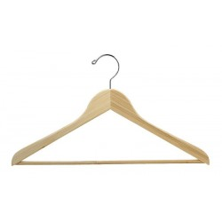 Bamboo Suit Hanger