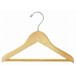 "11"" Childrens Top Hanger w/ Pant Bar"