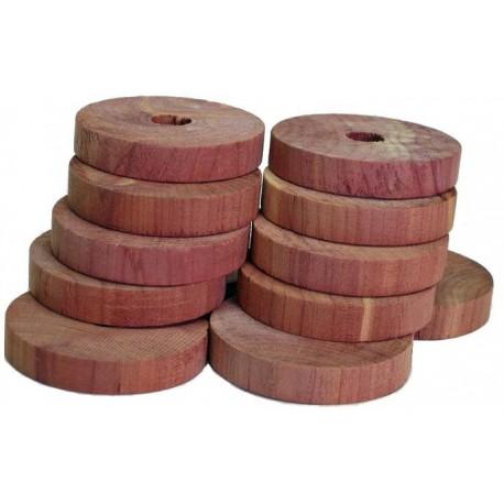 Cedar Hanger Rings