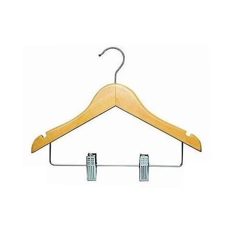 "11"" Childrens Combination Hanger"
