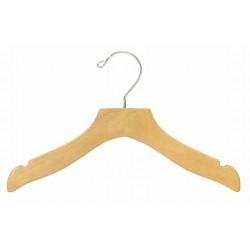 """12"""" Childrens Wavey Top Hanger"""