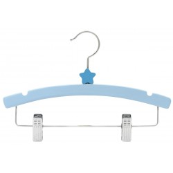 "12"" Decorative Blue Suit Hanger"