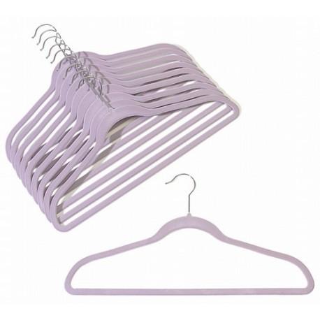 Slim-Line Lavender Shirt/Pant Hangers
