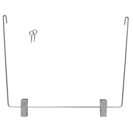 """Optional 10"""" Drop Attachment for use w/15"""",17"""" or 19"""" Hanger"""