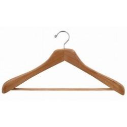 Deluxe Cedar Suit Hanger