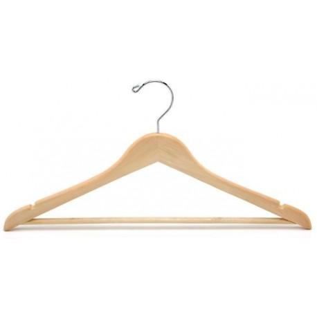 Flat Suit Hanger w/ Bar