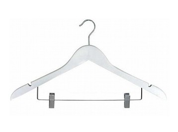Black & White Wooden Hanger Collection