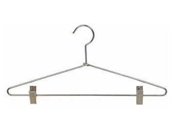 Polished Chrome Metal Hangers